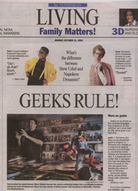 click to read page 1 of -geeks rule-